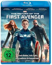 Captain America - Teil: 2 - The Return of the First Avenger [Blu-ray/NEU/OVP]