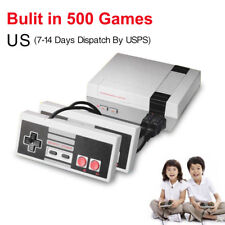 NES Classic Edition Mini Entertainment Console 500 Nintendo Retro Games US Plug