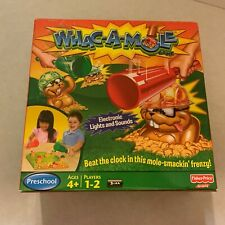Whac A Mole - Electronic Game - Fisher Price 2009 - Two Player