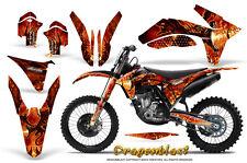 KTM 250SX 350SX 450SX 2011-2012 GRAPHICS KIT CREATORX DECALS DB
