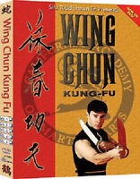 Wing Chun Kung Fu Techniques Training DVD 5-Volume Set