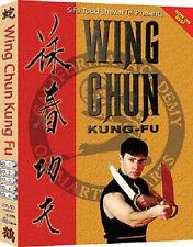 Wing Chun Kung Fu Techniques Training Dvd 5-Volume Set