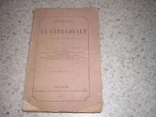 1876.histoire de la cathédrale de Coutances / Pigeon