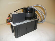 Little Giant Vcl-45Uls In-Pan Condensate Removal Pump 337W 60Hz 3250Rpm 1/5Hp