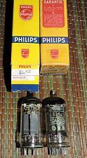 One EL42 Philips Miniwatt or RTC Neu NOS NIB
