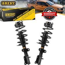OREDY Front 2x Shock Strut Assemblies w/ Mounts For Dodge Grand Caravan 08-12