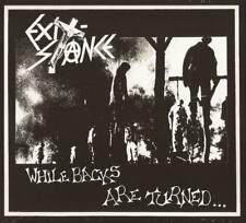 Exit-Stance – While Backs Are Turned...  ( CD ) NEW / SEALED