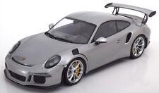 1:18 Minichamps Porsche 911 (991)  GT3 RS 2015 silver