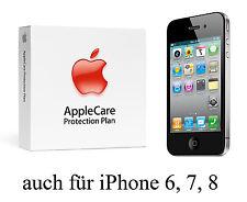 AppleCare Protection Plan Apple Care Garantie für iPhone 1 bis 8 , auch iPhone X