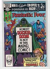 Fantastic Four #238 [Jan 1982] Origin of Frankie Raye (Nova) John Bryne! [MT]