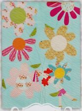 Marigold - fun applique & pieced quilt PATTERN - Meags & Me