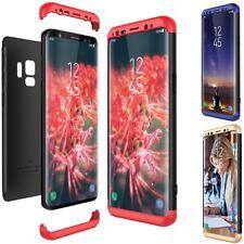 Carcasa 3 En 1 Para Galaxy s9/s9 Plus Funda con Tapa Funda Samsung Caso