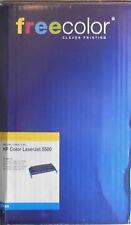 TONER PER LaserJet 5500 5550 DN DTN HDN sostituisce HP 645a c9731a CIANO Freecolor