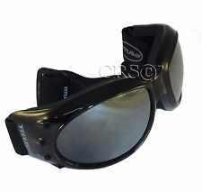SUPERIOR QUALITY HIGH DENSITY SPORT GOGGLES BIKER MOTORCYCLE RIDING SUNGLASSES
