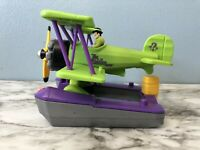 Fisher Price Imaginext DC Comics The Riddler Bi-Plane 2006 Vintage Collection