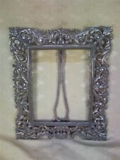 MIROIR BRONZE DORÉ BAROQUE LOUIS XIV nº3 ★BROCANTIC★ANTIQUITÉS/BROCANTE/OCCASION