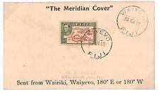 Y182 1948 Figi * waiyevo * il meridiano copertura {samwells-covers} PTS