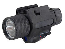 DLP Tactical 500 Lumen LED Weapon Light + Laser