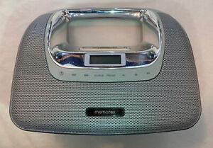 Memorex Minimove Portable Boom Box Stereo Speaker For iPOD And AM/FM Radio