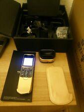 Nokia 8800  | Unlocked | Gold Edition rare retro classic collectible not sirocco