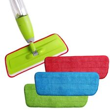 4 Pcs Replacement Microfibre Spray Mop Refill Pad