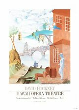 "DAVID HOCKNEY ""KERBY (AFTER HOGARTH)"" POSTER PRINT 10""x14"" WALL ART POSTER PAGE"