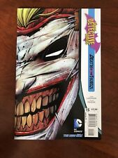 Detective Comics 15 Death Of The Family Die Cut