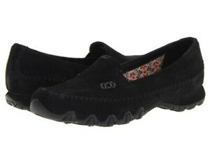 Mismatched Skechers WomensRelaxed Fit Bikers Pedestrian Memory Foam Shoes 48930