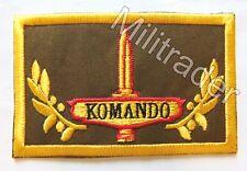 Albania Albanian Special Forces Commando Patch