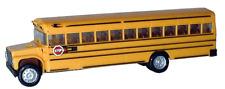 ESCALA H0 - Herpa E. E. U. U . Escuela Bus 6100 NEU