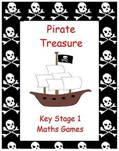 PIRATE TREASURE – Coin Recognition Games for Key Stage 1