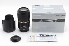 [AB Exc+] Tamron SP 70-300mm f/4-5.6 Di VC USD A005E Canon EF From JAOPAN Y3853