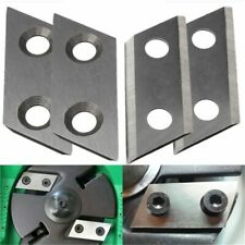 1 Pair Garden Shredder Chipper Blades Knifes for Eco ES1600 McCulloch MCS2001
