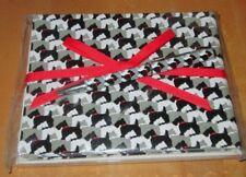 Vera Bradley Scottie Dog 10 Notecards & Pen Set New Scottish Terrier + Envelopes