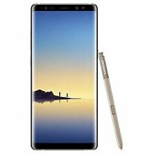 Samsung Galaxy Note8 - 64GB - Maple Gold Smarphone