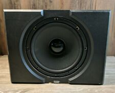 Acoustic Energy Aegis Sub 1 Subwoofer, Black
