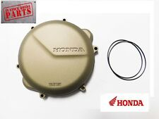 05-08 CRF450 X New Honda Clutch Access Cover and Oring Seal OEM Right Case
