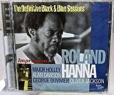 Roland Hanna IMPRESSIONS New CD 1997 Black 'n Blue Label France. Jazz Piano Trio