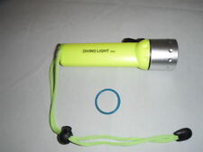 DIVE LITE  USA LED BULB  IPX8 Cree XR-E 6500K GREEN  SHIPS FROM FLORIDA  SCUBA