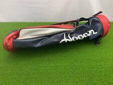 RARE Original Jones Golf BEN HOGAN Red White Blue GOLF BAG Single Strap CLASSIC