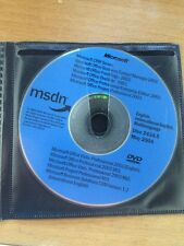 Microsoft MSDN Office Frontpage OneNote Project Visio 2003