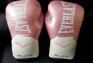 everlast elite pro style training gloves for women 8oz