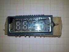 1x IVL2-7/5 VFD 4x7 Segment Display Tube Russland Uhr Clock Dogbone DIY Arduino