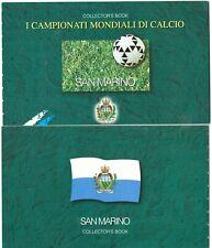 1998 Libretto Campionato Mondiale Di Calcio MNH Integro L5