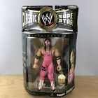 WWE WWF Classic Superstars Bret Hart Series 3 Hitman Jakks Wrestling Figure