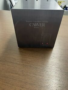 Carver Magnetic Field Model M-400t Power Amplifier