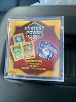 SEALED MYSTERY POWER CUBE   63 CARD   PSA10 CHARIZARD?!? POKEMON MINT FOIL EX GX