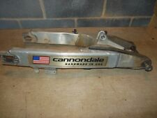 01 2001 Cannondale MX400 MX 400 swing arm with mount bolt