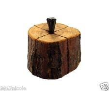 (NEW) Ludell 4 LB. Diamond Splitting Wedge Wood Grenade Log Splitter