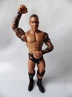 Figurine action figure MATTEL 2010 WWE / WWF ORTON 18 cm